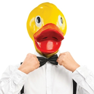 duck-mask